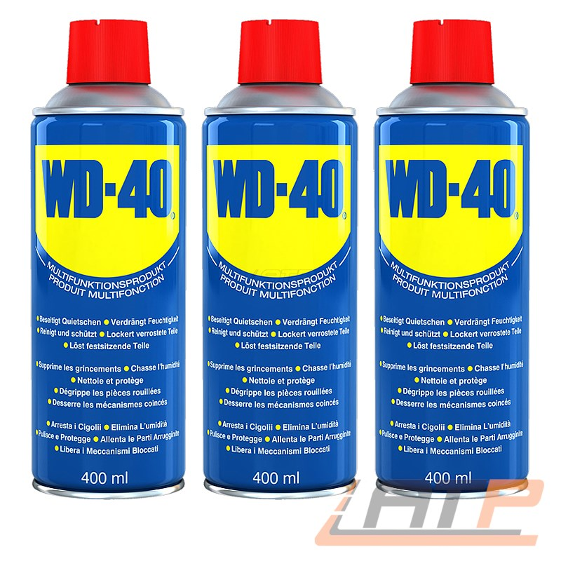 12x 400ml wd 40 classic multifunktions l vielzweck spray. Black Bedroom Furniture Sets. Home Design Ideas