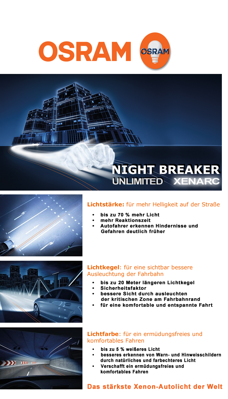 Osram Nightbraker unlimited