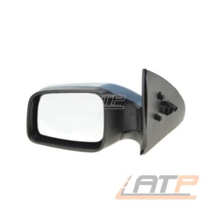 BESTPRICE Außenspiegel links (Fahrerseite) asphärisch