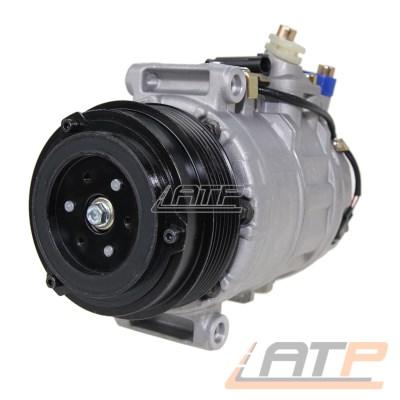 BESTPRICE 10482079 Kompressor Klimaanlage