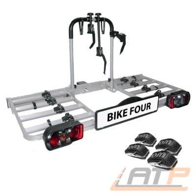 eufab bike four 11437 preisvergleich. Black Bedroom Furniture Sets. Home Design Ideas