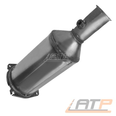 BESTPRICE Ruß-/Partikelfilter, Abgasanlage