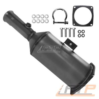 BESTPRICE 30401923 Ruß-/Partikelfilter, Abgasanlage