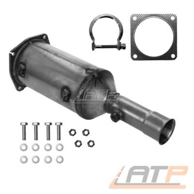 BESTPRICE 30402039 Ruß-/Partikelfilter, Abgasanlage