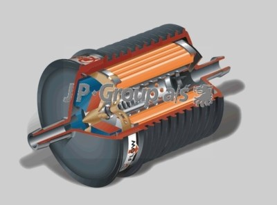 Teilebild Hydraulikfilter, Lenkung