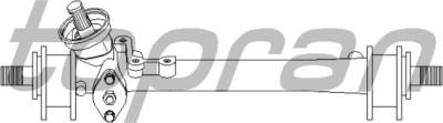 Teilebild Lenkgetriebe
