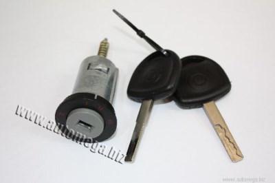 Automega 3009130614 Schließzylinder, Zündschloß