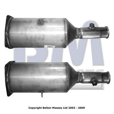 BM Catalysts BM11008 Ruß-/Partikelfilter, Abgasanlage