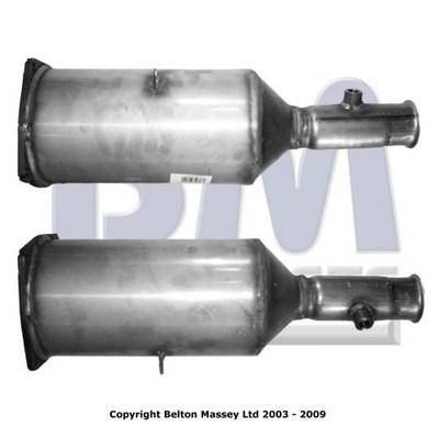 BM Catalysts BM11138 Ruß-/Partikelfilter Abgasanlage