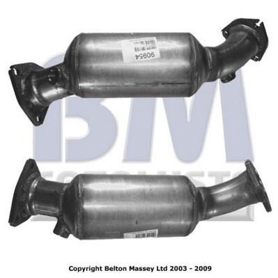BM Catalysts BM90954H Katalysator mit Anbauteilen